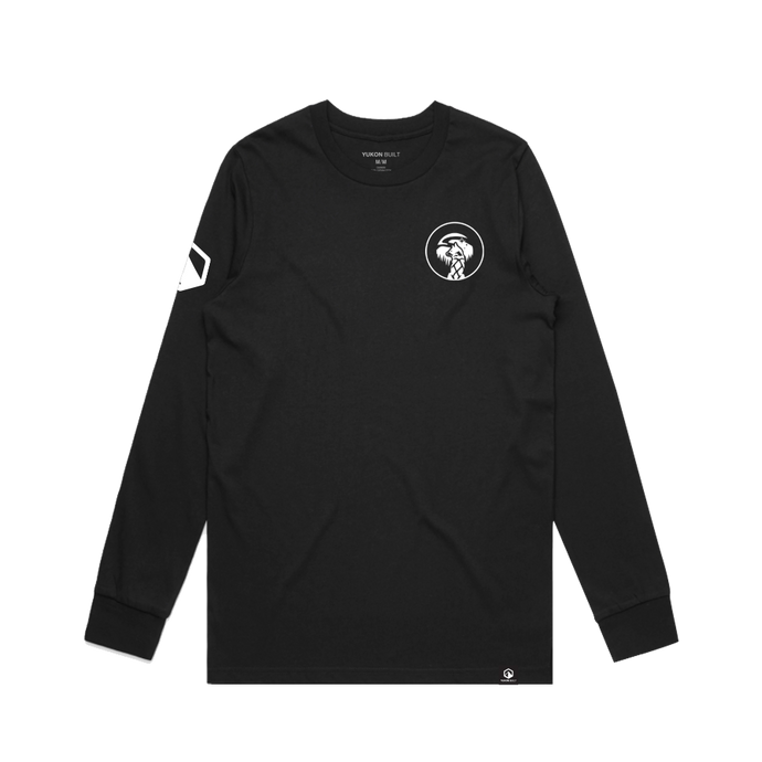 Yukon Quest Long Sleeve - Black