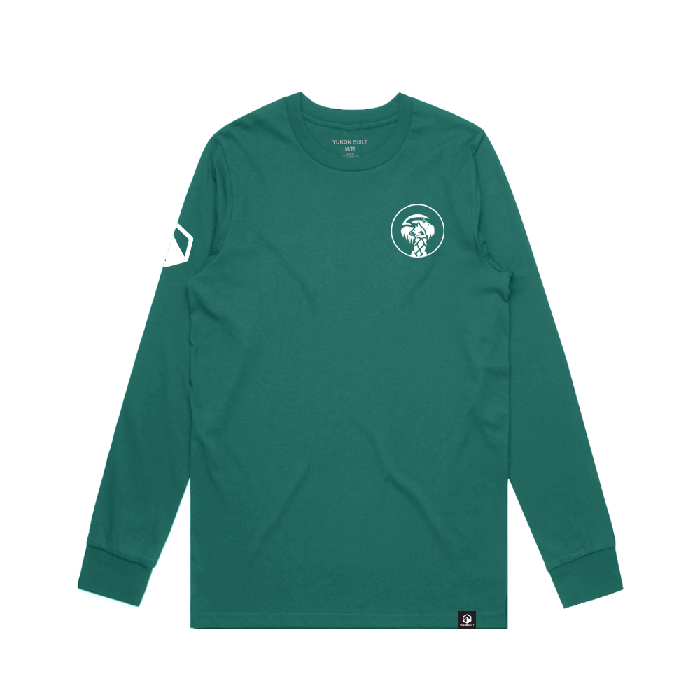 Yukon Quest Long Sleeve - Emerald