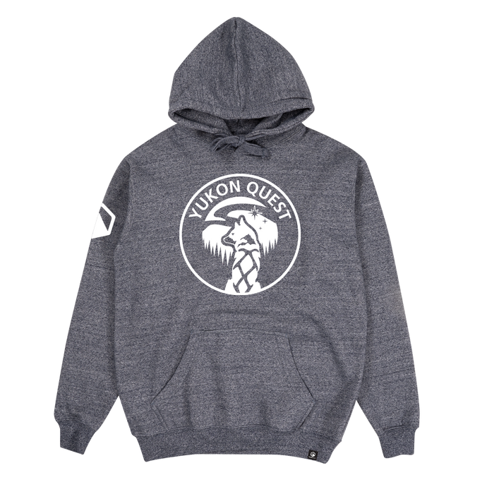 Yukon Quest Hoodie - Navy Heather