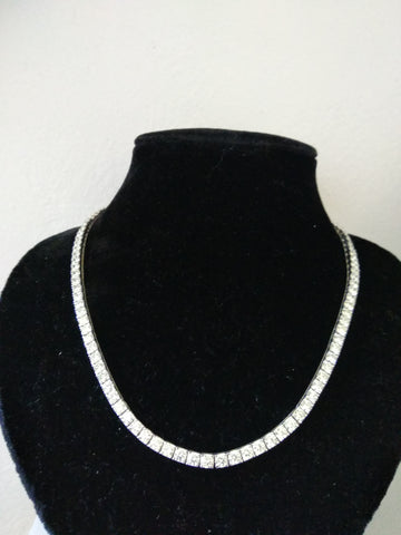 RV - 260 A Solitaire diamond necklace for adorning the neck with sophistication and simplicity ( Price on Request)