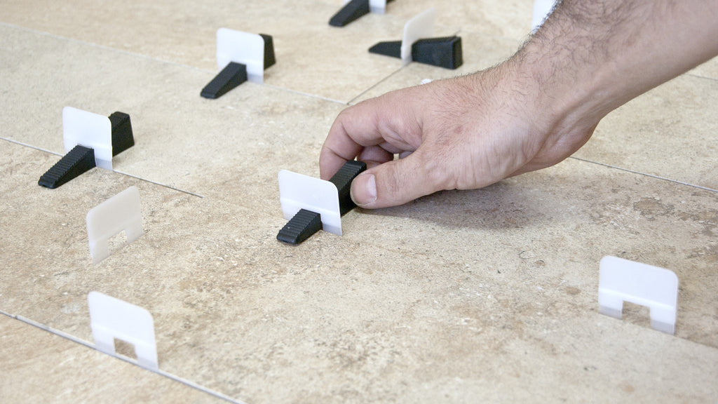 How to use Peygran Tile Leveling System
