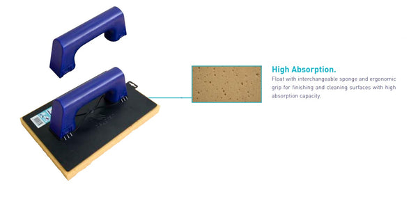 PRO Sponge float - High Absorption
