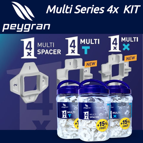 Multi Series 4x KIT