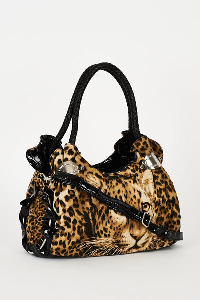 Animal Print Bag - First Impression UK