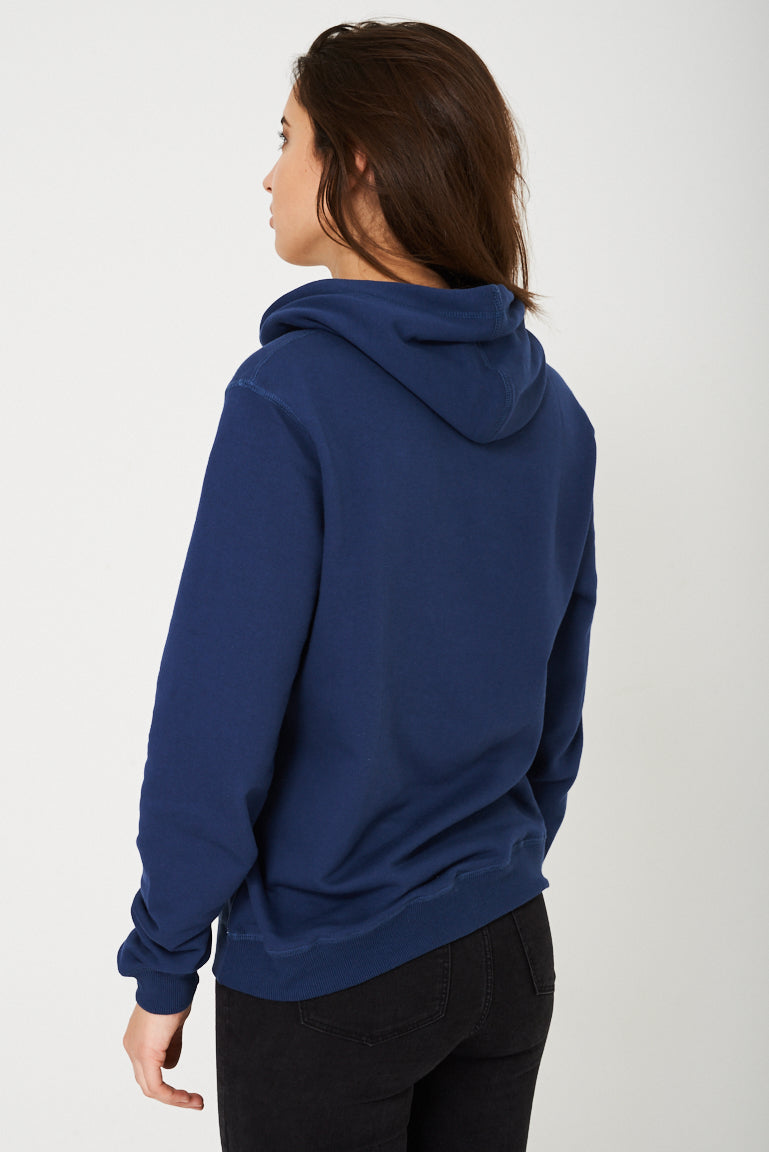 Harry Wilde Unisex Hoodie in Navy - First Impression UK