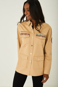 Scout Shirt in Beige