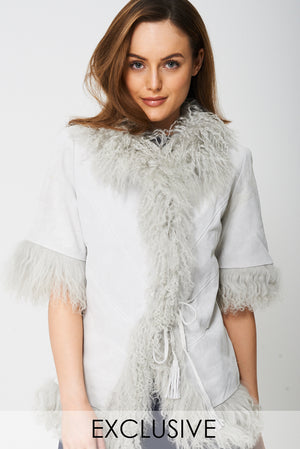 Ladies Exclusive Collection Fur Jacket