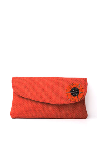 Handmade Embellished Clutch Bag - First Impression UK