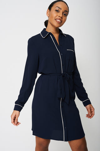 Air Hostess Inspired Dress Ex-Branded - First Impression UK