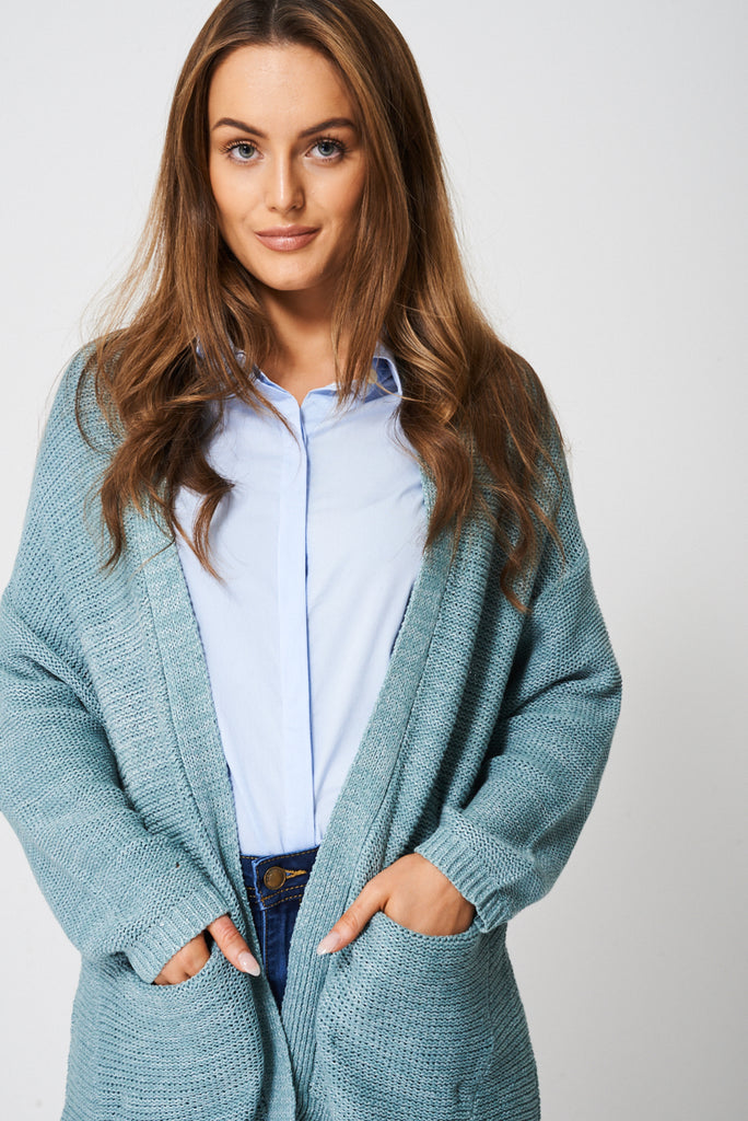 Cardigan In Fine Knit Ex-Branded - First Impression UK