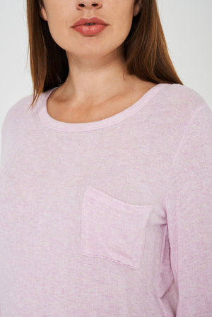 BIK BOK Soft Touch Top in Pink, Tops - First Impression UK