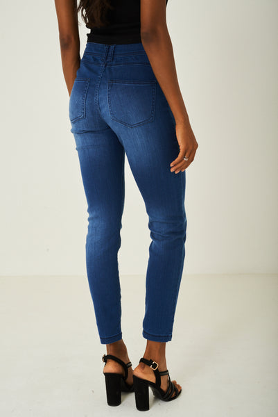 Blue Super Skinny Jeans, Jeans & Trousers - First Impression UK