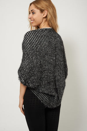 Winter Fashion Knitted Shrug - First Impression UK