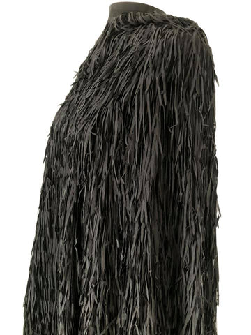 "Special Occasion: ""Dream Fringe"" in Black"