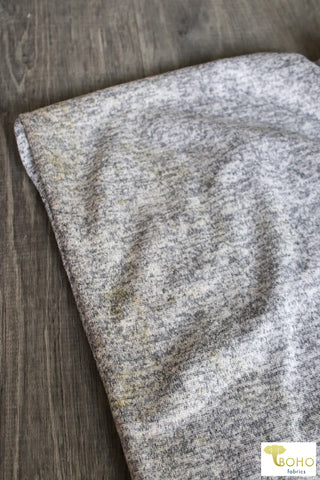 Botanical Garden on Black in Bright Multi Colorway. Swim Print/Activewear. SW-040-BLK
