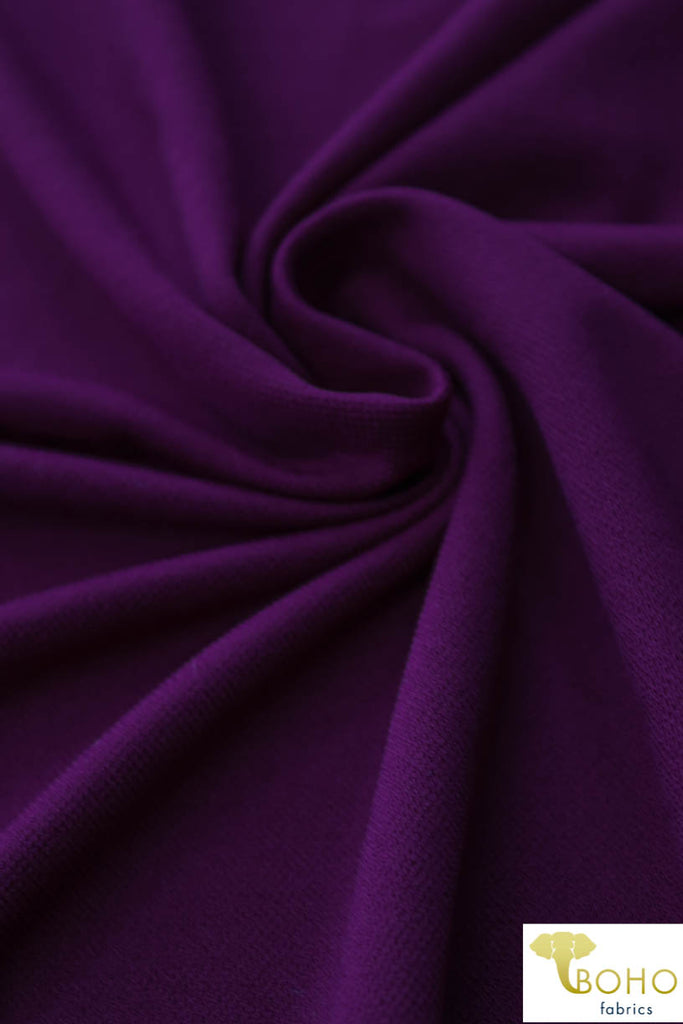 Nylon Lining in PLUM