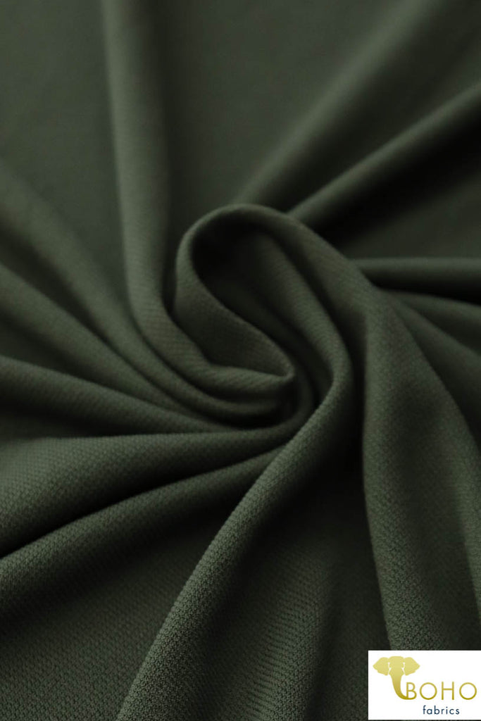 Nylon Lining in OLIVE GREEN