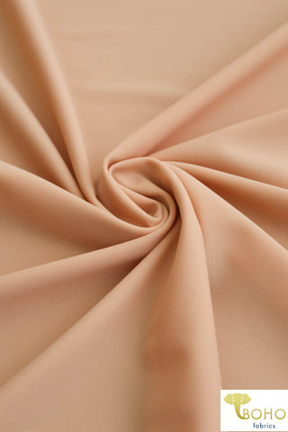 Beige. Swim Solid/Activewear. SW-008