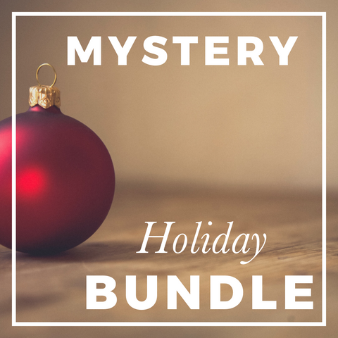 Mystery HOLIDAY All Knit Fabric Bundle