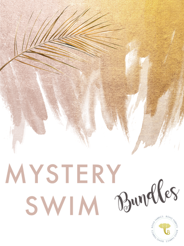 06/14/2019 Fabric Happy Hour:  $5/yd Mystery Swim Bundles!