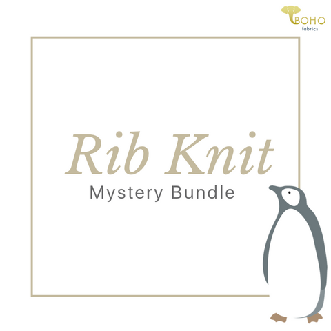 Rib Knit Mystery Bundle! CB-31