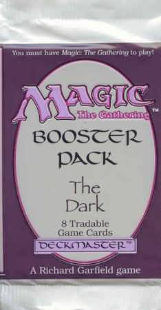 The Dark booster pack | SKYFOX GAMES