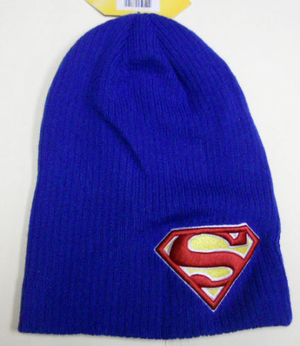 Superman - Blue winter Beanie | SKYFOX GAMES