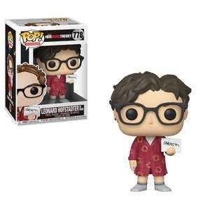 Funko Pop! Television The Big Bang Theory: Leonard Hofstadter in Robe #778 | SKYFOX GAMES