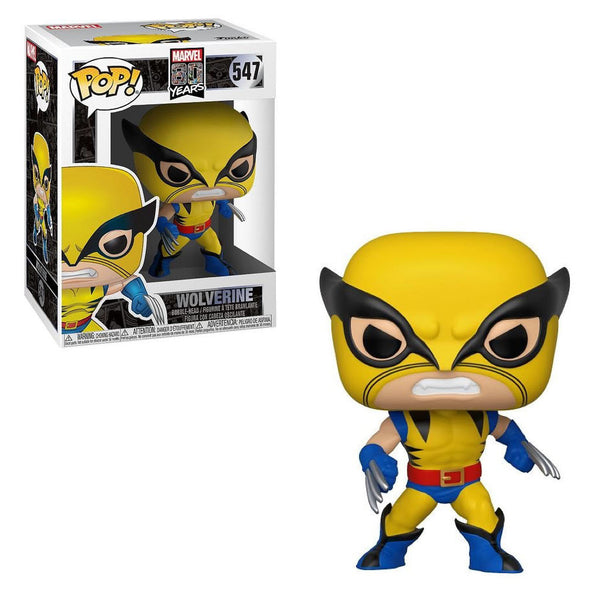 Pop! Marvel 80 Years: Wolverine #547
