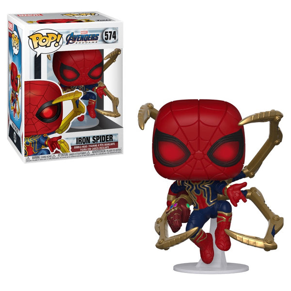Pop! Marvel Avengers Endgame: Iron Spider #574