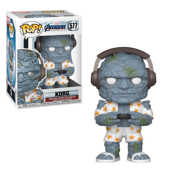 Pop! Marvel Avengers Endgame: Korg #577
