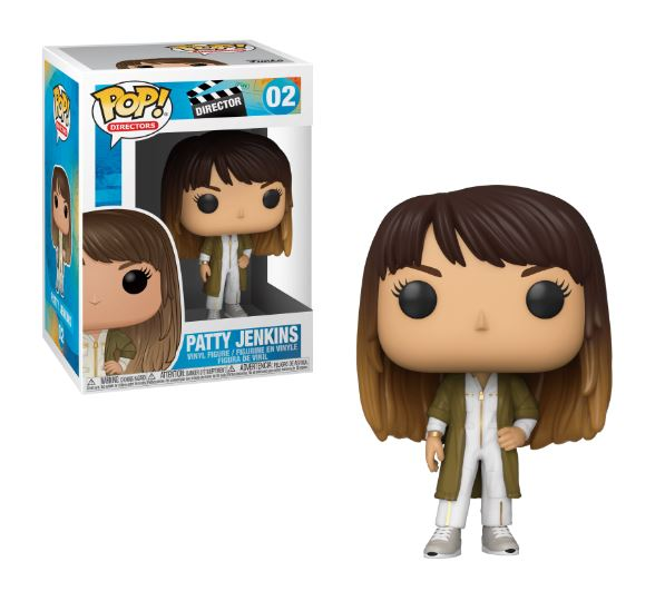 Pop! Directors - Director: Patty Jenkins #02 | SKYFOX GAMES