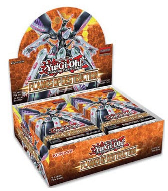 Flames of Destruction booster box | SKYFOX GAMES