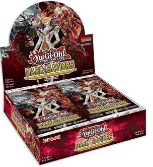 Dark Saviors booster box | SKYFOX GAMES