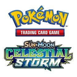 Pokémon: S&M Celestial Storm elite trainer kit