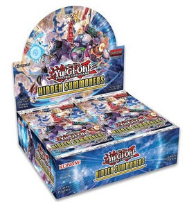 Yu-Gi-Oh! Hidden Summoners booster box