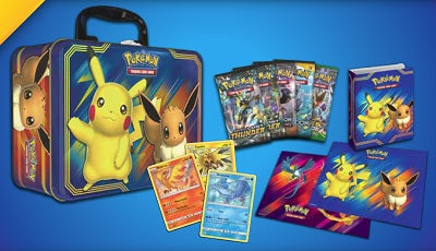 Pokémon - Collector Chest Tin Fal 2018