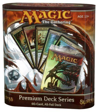 Premium Deck Series: Slivers (MTG) | SKYFOX GAMES