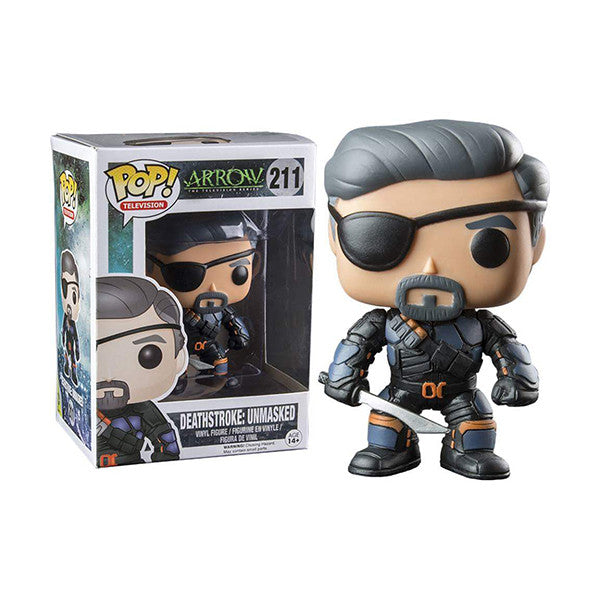 Deathstroke: Unmasked ( Hot Topic Exclusive ) | SKYFOX GAMES