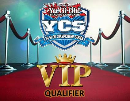 Yu-Gi-Oh! YCS VIP Qualifier Chicago - January 5th