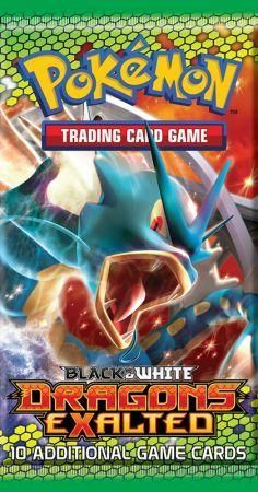 Pokémon: Black & White Dragons Exalted booster | SKYFOX GAMES
