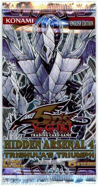 Hidden Arsenal 4 Trishula's Triumph Booster | SKYFOX GAMES