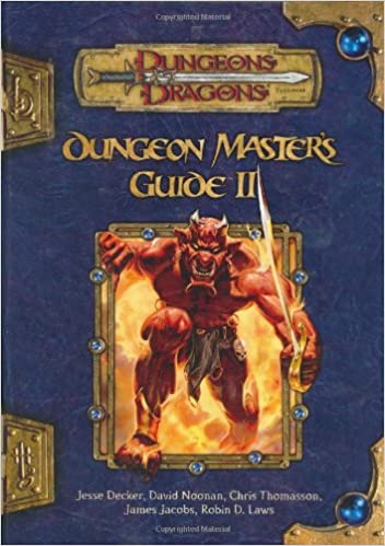 Dungeons and Dragons 3rd edition Dungeon master's guide II | SKYFOX GAMES