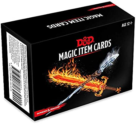 Dungeons and Dragons 5th Edition - Magic Item Cards | SKYFOX GAMES