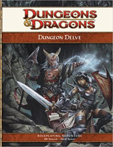 Dungeons and Dragons 4th Edition Dungeon Delve | SKYFOX GAMES
