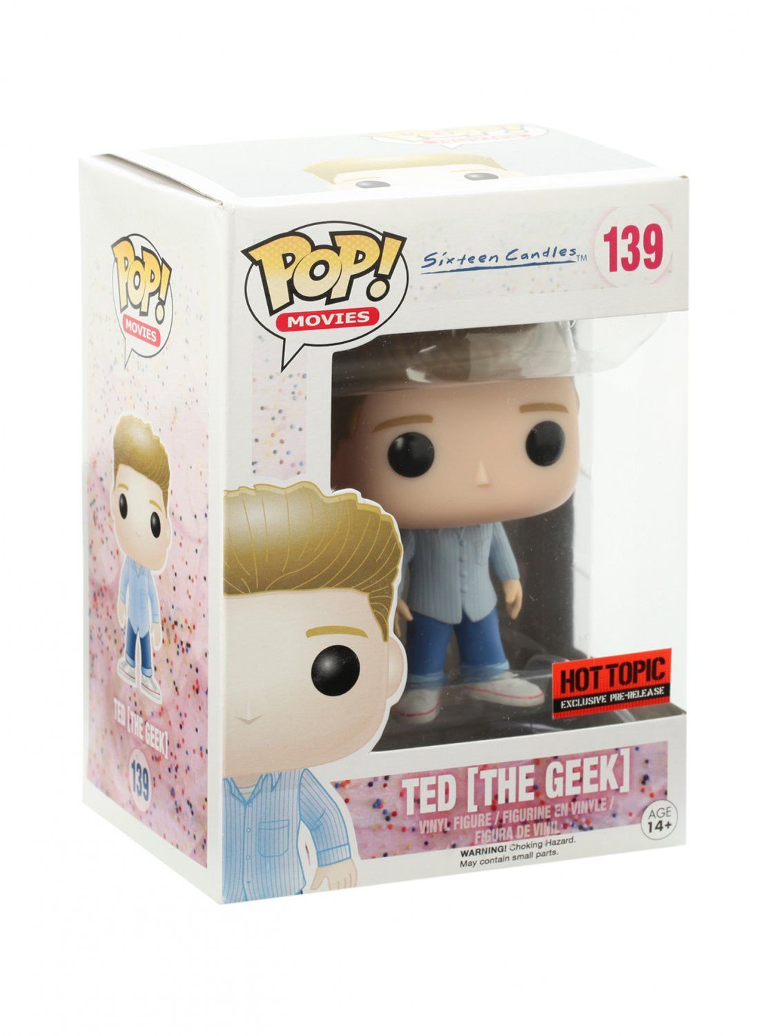 Ted [The Geek] (Hot Topic Exclusive Pre-Release) | SKYFOX GAMES