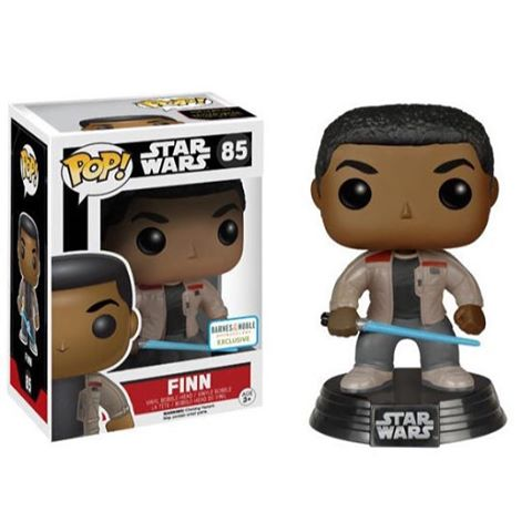 Finn (W/ Lightsaber) (Barnes & Noble Exclusive)