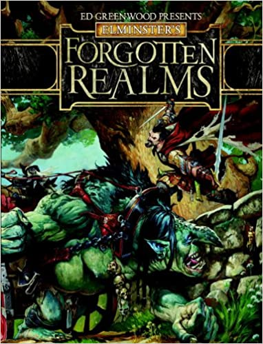 Dungeons and Dragons 4th Edition Elminster's Forgotten Realms | SKYFOX GAMES