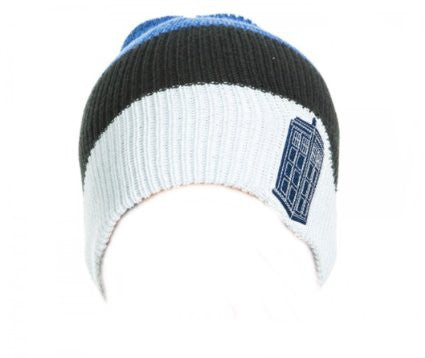 Doctor Who - Tardis Slouch Beanie | SKYFOX GAMES