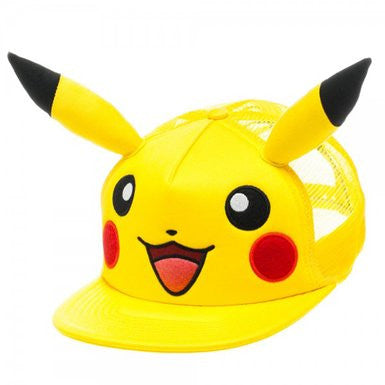 Pokemon - Pikachu with Ears Snapback